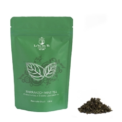 Special Gunpowder Mint Loose Tea