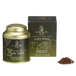 Cape Town - Viaggio in South Africa Tea Travels Collection Loose Leaf Tea in 100 grams tin