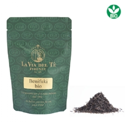 Benifuki BIO 30 grams bag black loose tea La Via del Tè