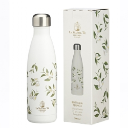 Camelia Icy White thermal bottle 500 ml