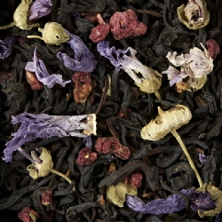Violetta Leaf tea Flavoured teas and blends in 50 grams bag
