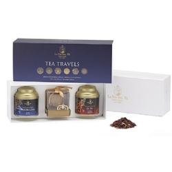 CONFEZIONE REGALO TEA TRAVEL