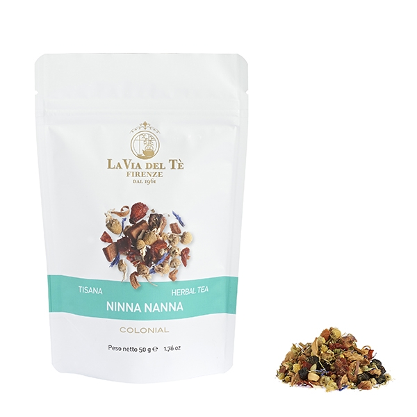 Ninna nanna Herbal Tea loose leaf tea bag
